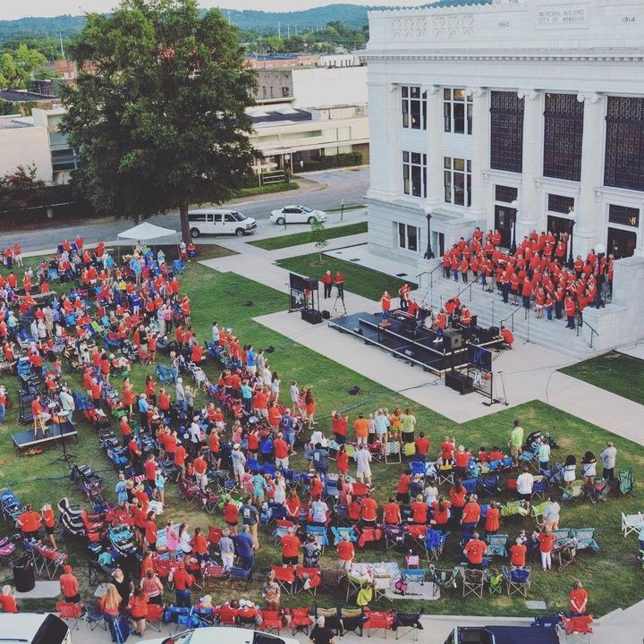 Blake Walker Music @ City Hall Lawn - Meridian, MS