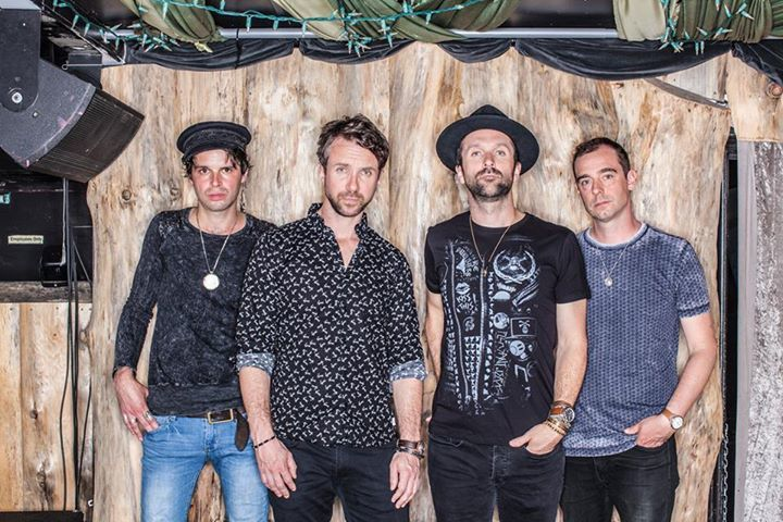 The Trews @ Phoenix Concert Theatre - Toronto, Canada