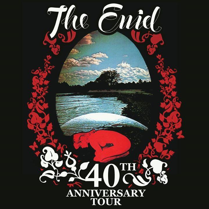 The Enid Tour Dates
