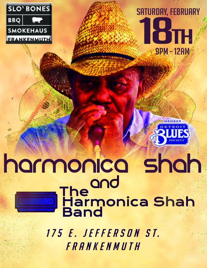 Harmonica Shah Band @ Slo Bones Smokehaus - Frankenmuth, MI