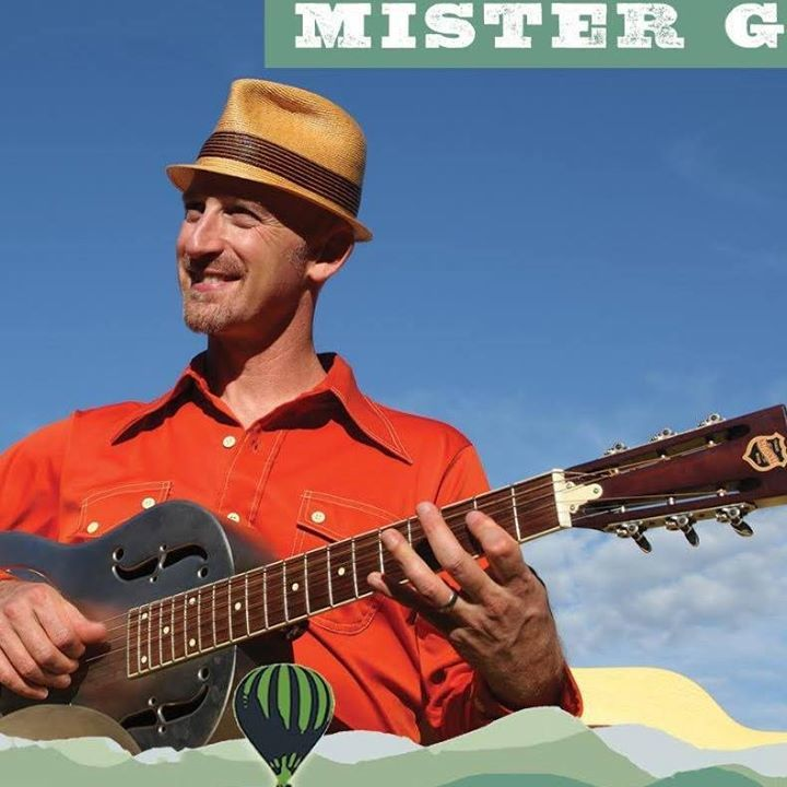 Mister G Tour Dates