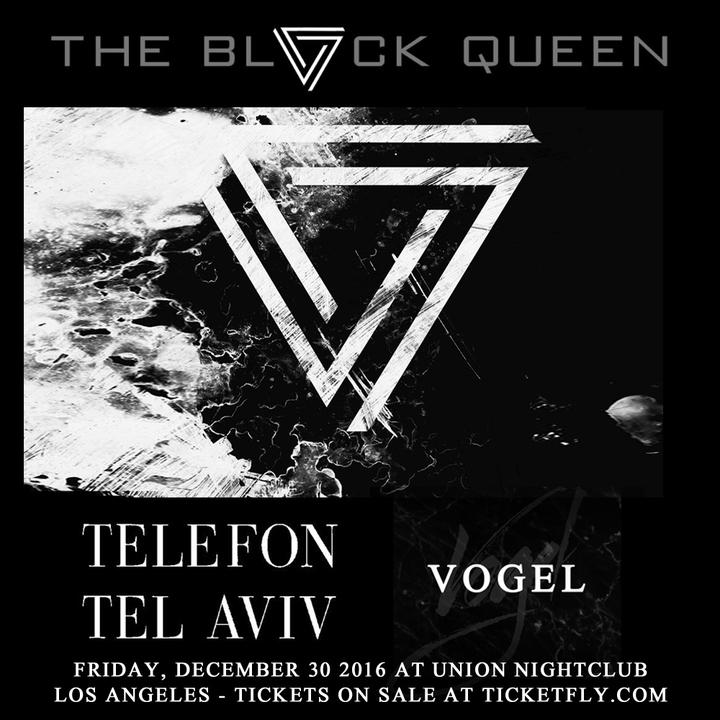 Vogel @ Union Nightclub - Los Angeles, CA