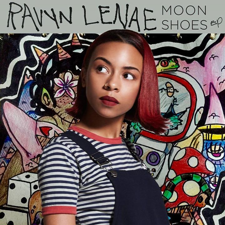 Ravyn Lenae @ The Ballroom at Warehouse Live - Houston, TX