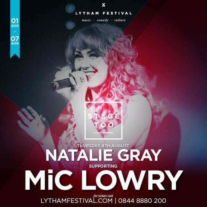 Natalie Gray Tour Dates