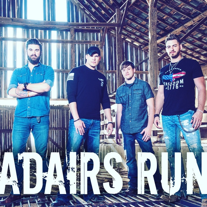 Adairs Run Tour Dates