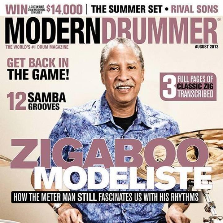 Zigaboo Modeliste Tour Dates