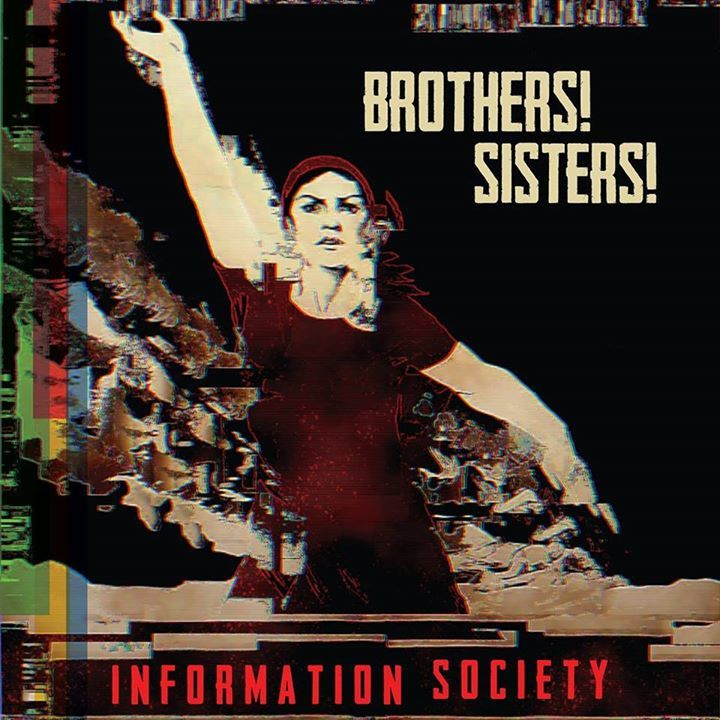 Information Society Tour Dates