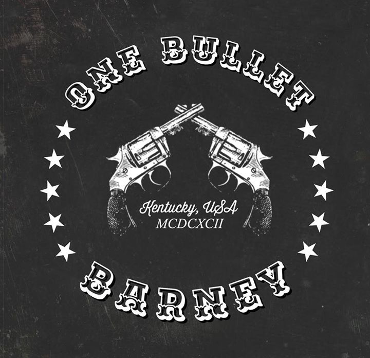 One Bullet Barney Tour Dates