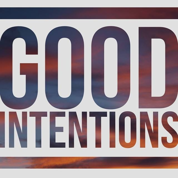 Good Intentions Tour Dates