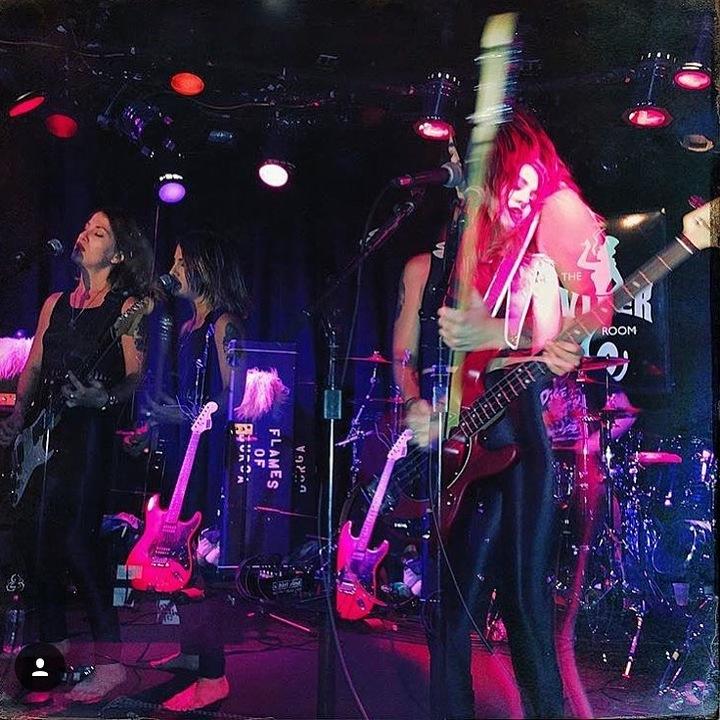 Flames Of Durga Tour Dates