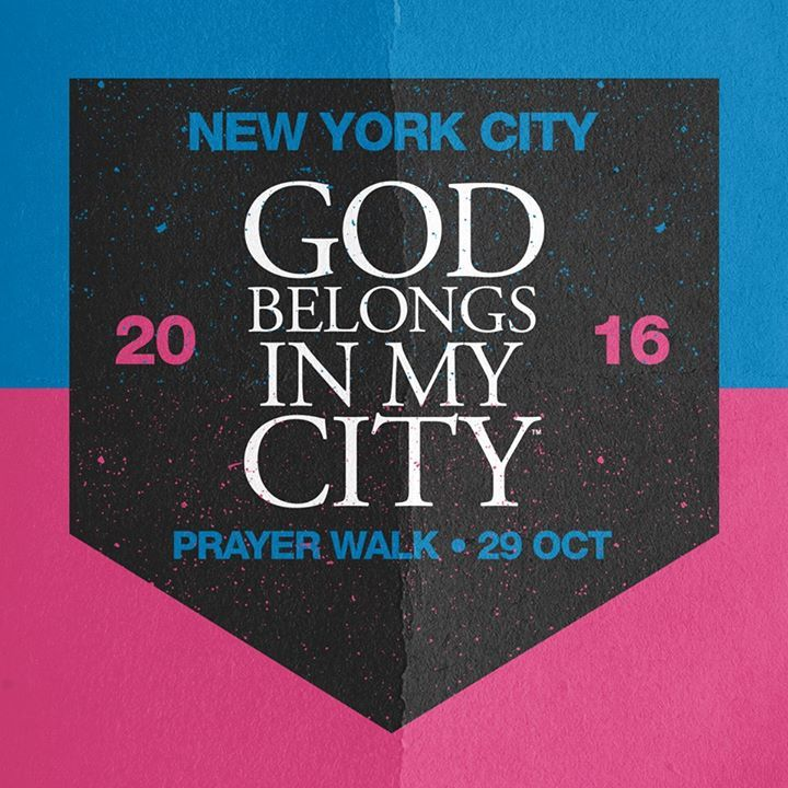 God Belongs In My City Tour Dates