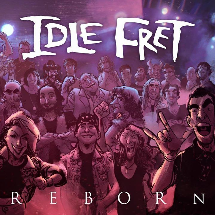 Idle Fret Tour Dates
