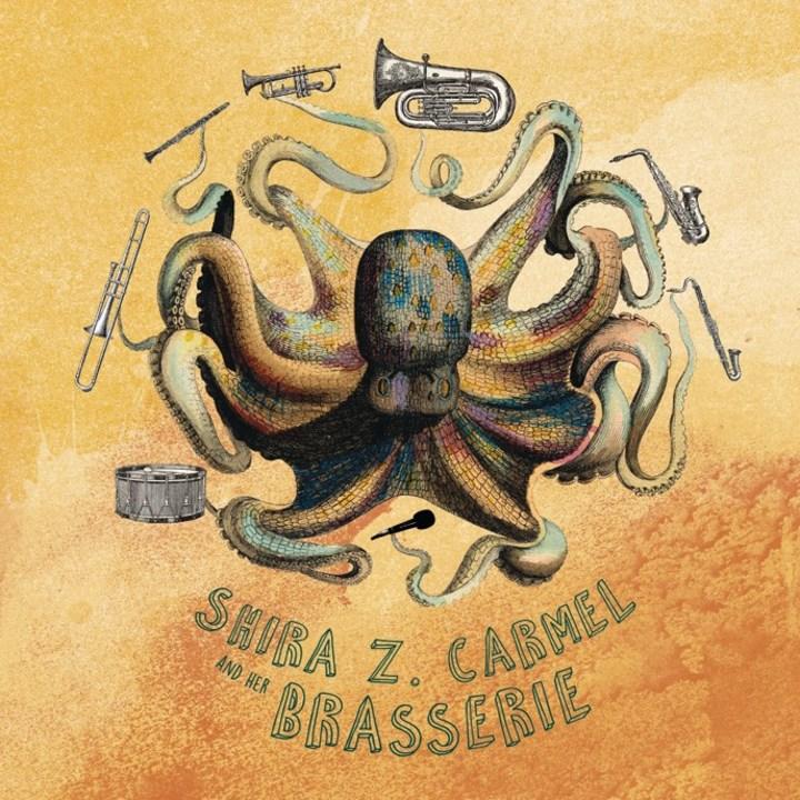 Shira Z. Carmel and her Brasserie :: שירה ז' כרמל והבראסרי Tour Dates