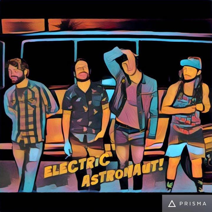 Electric Astronaut Tour Dates