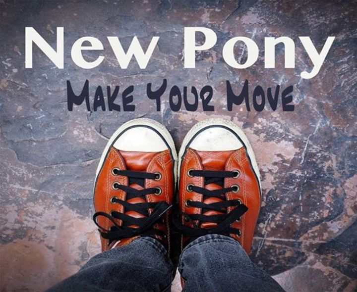 New Pony Tour Dates