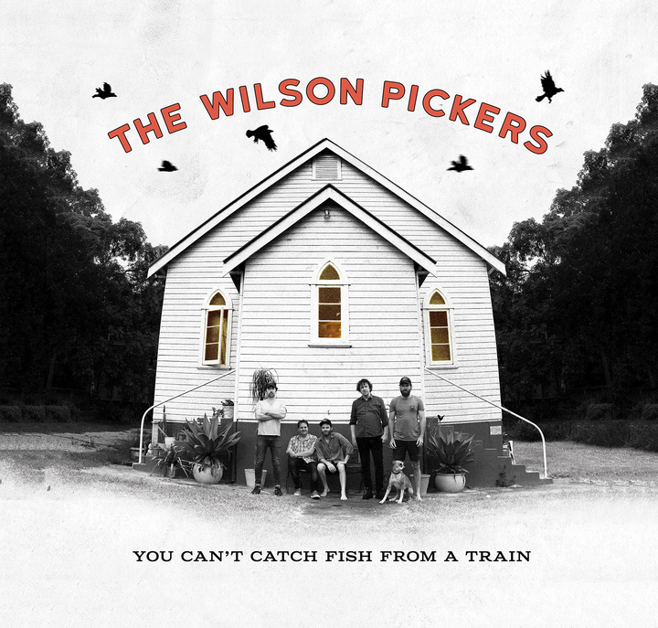 The Wilson Pickers @ Northcote Social Club - Melbourne Vic, Australia