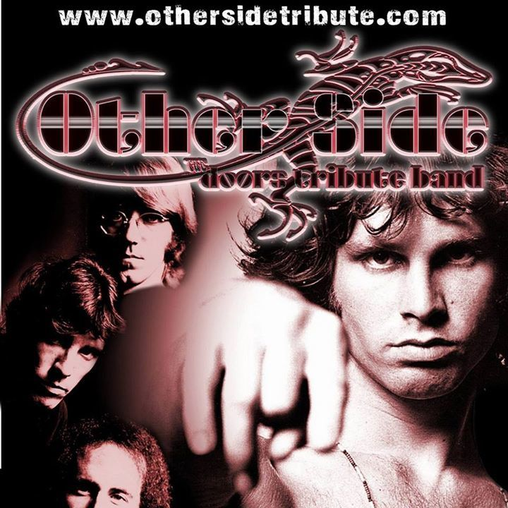 Other Side - The Doors tribute band @ Al 172 Wine Bar - Legnano, Italy