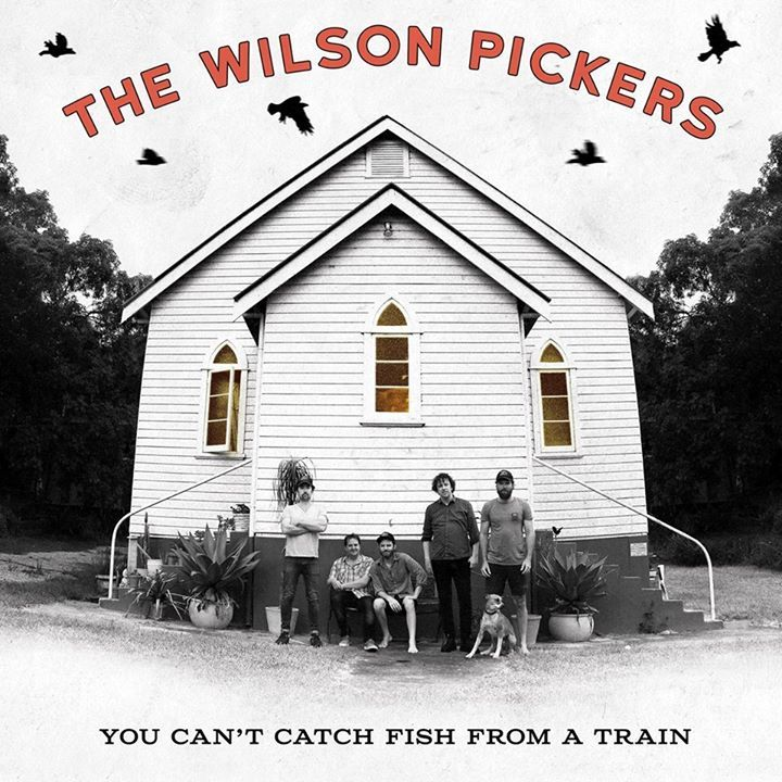 The Wilson Pickers Tour Dates