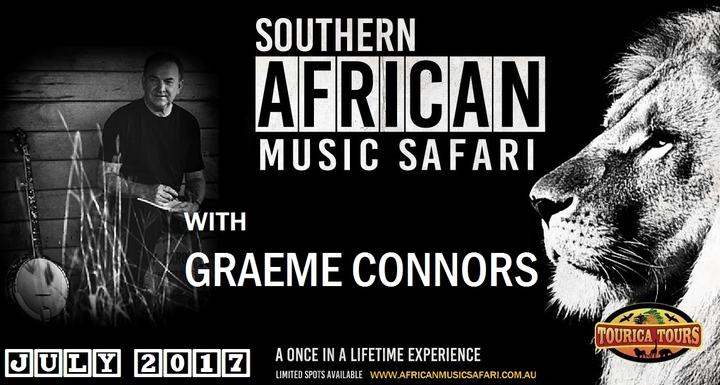 Graeme Connors @ Southern Africa Music Safari - Cape Town, South Africa