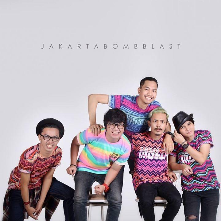 Jakarta Bomb Blast Tour Dates