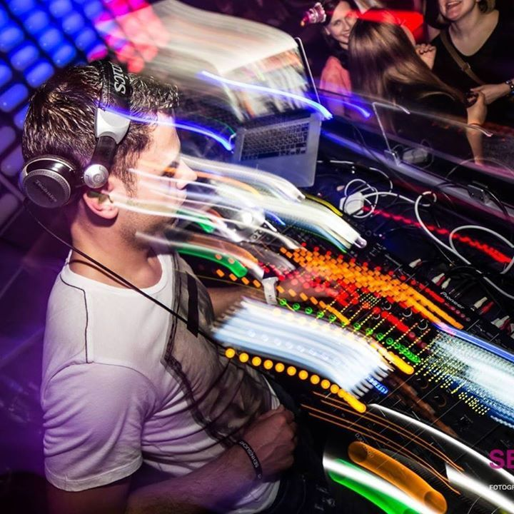 DJ Ben Neville Tour Dates