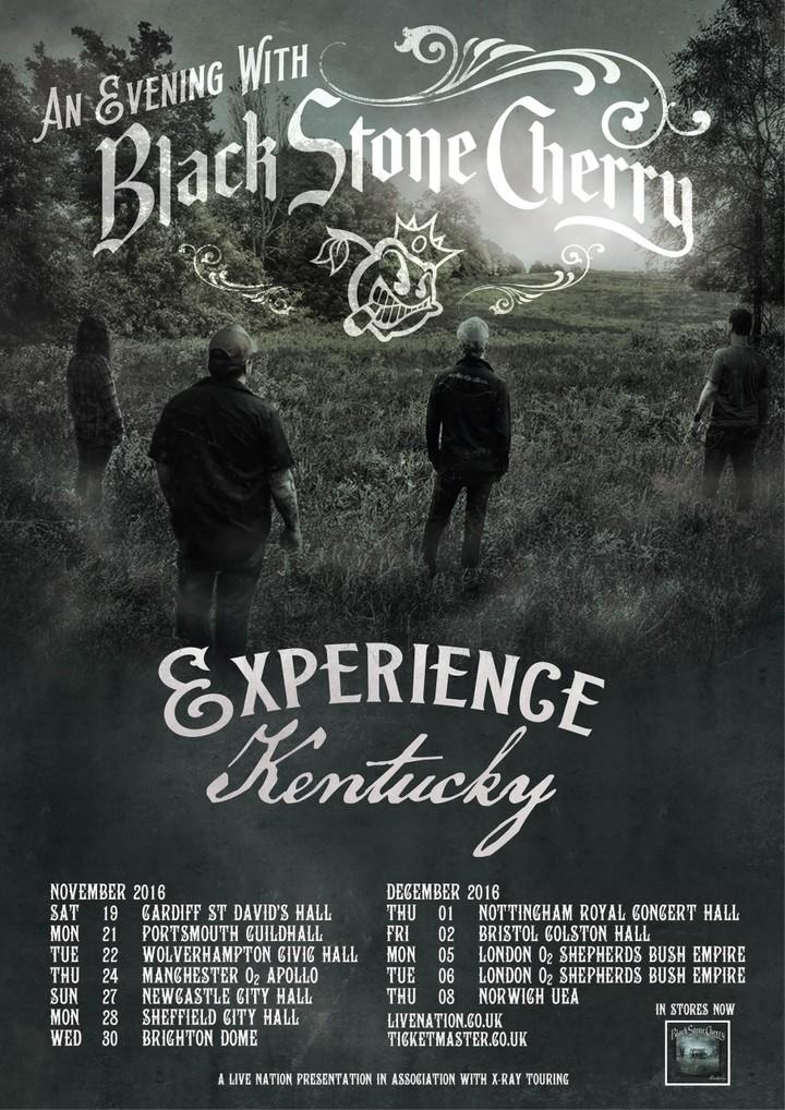 Black Stone Cherry @ Brighton Dome - Brighton, United Kingdom