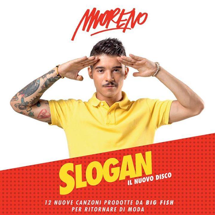 Moreno MC Tour Dates