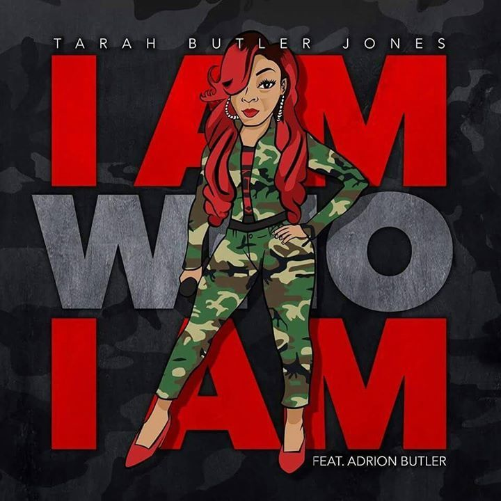 Tarah Butler Jones Ministries I AM WHO I AM Tour Dates