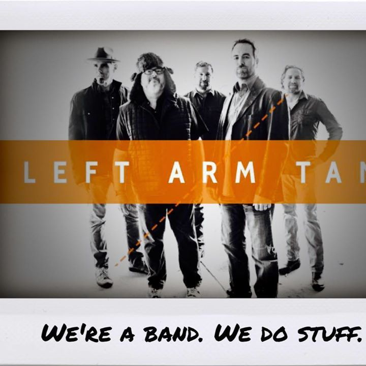 Left Arm Tan Tour Dates