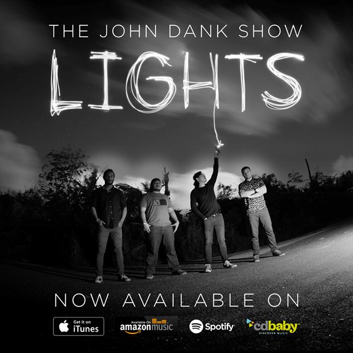 The John Dank Show Tour Dates
