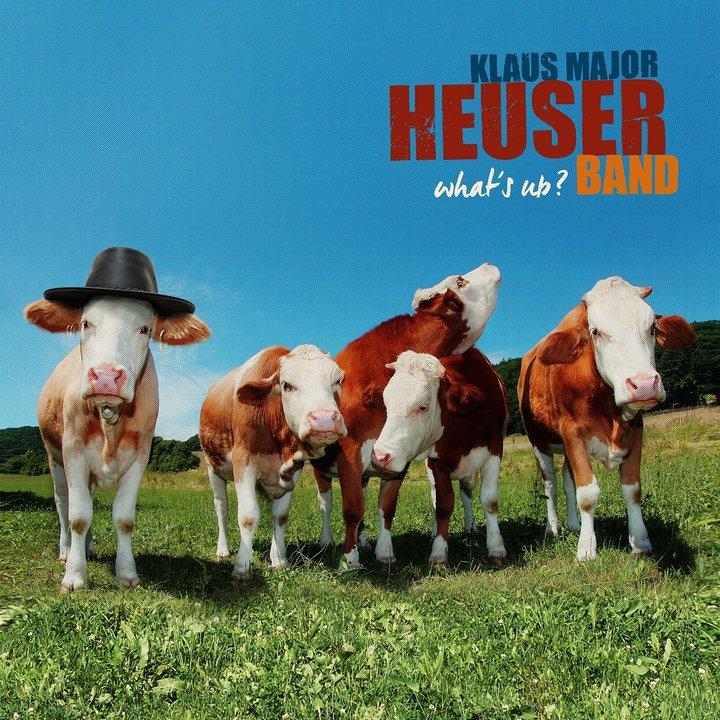 """Klaus """"Major"""" Heuser Band @ Garage - Saarbrücken, Germany"""