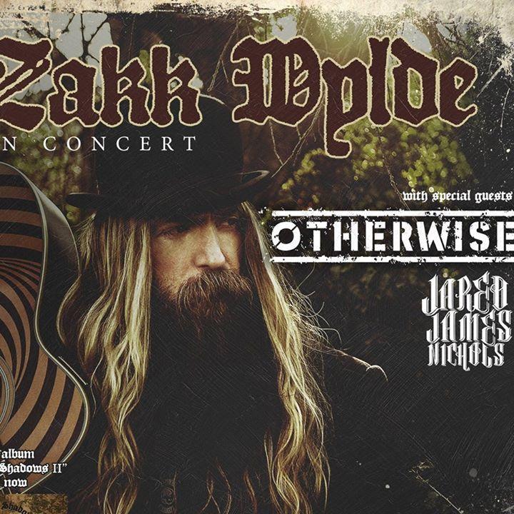 OTHERWISE Tour Dates