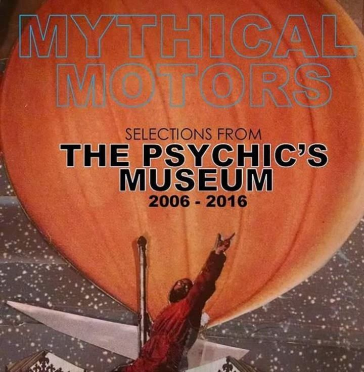Mythical Motors Tour Dates