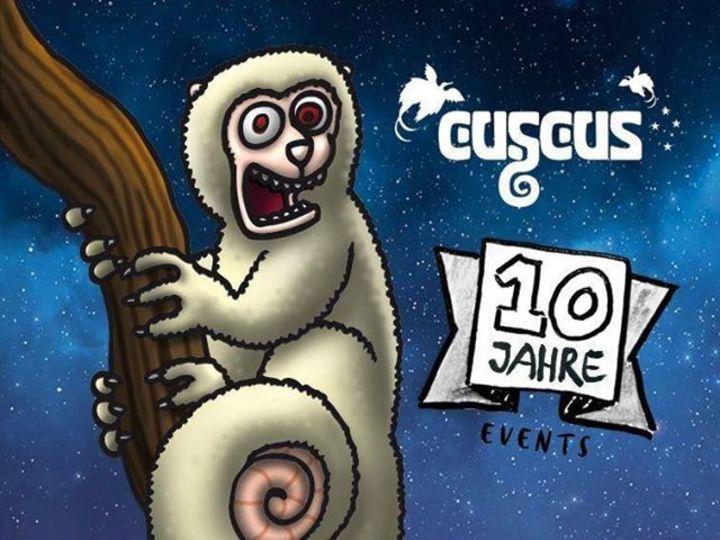 CusCus Tour Dates
