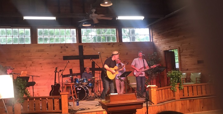 Terry Posthumus @ Maple Grove Christian Retreat Centre - Lakeside, Canada