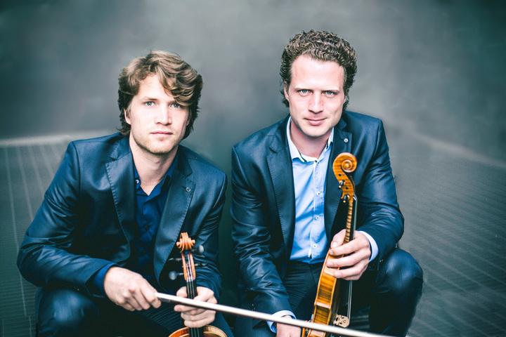 Vladimir (Violinist) @ Ballymaloe Grainstore - Cork, Ireland
