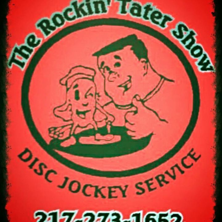 The Rockin' Tater Show Mobile DJ Service Tour Dates