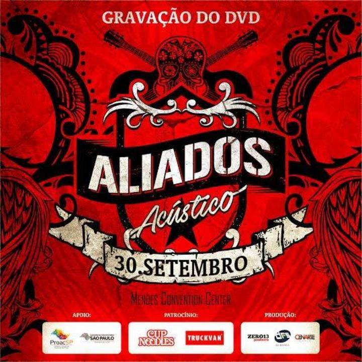 Aliados Tour Dates