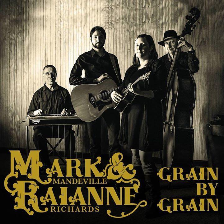 Mark Mandeville & Raianne Richards Tour Dates