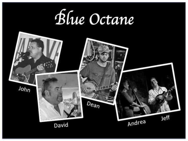 Blue Octane Bluegrass Band @ Boordy Vineyards - Hydes, MD