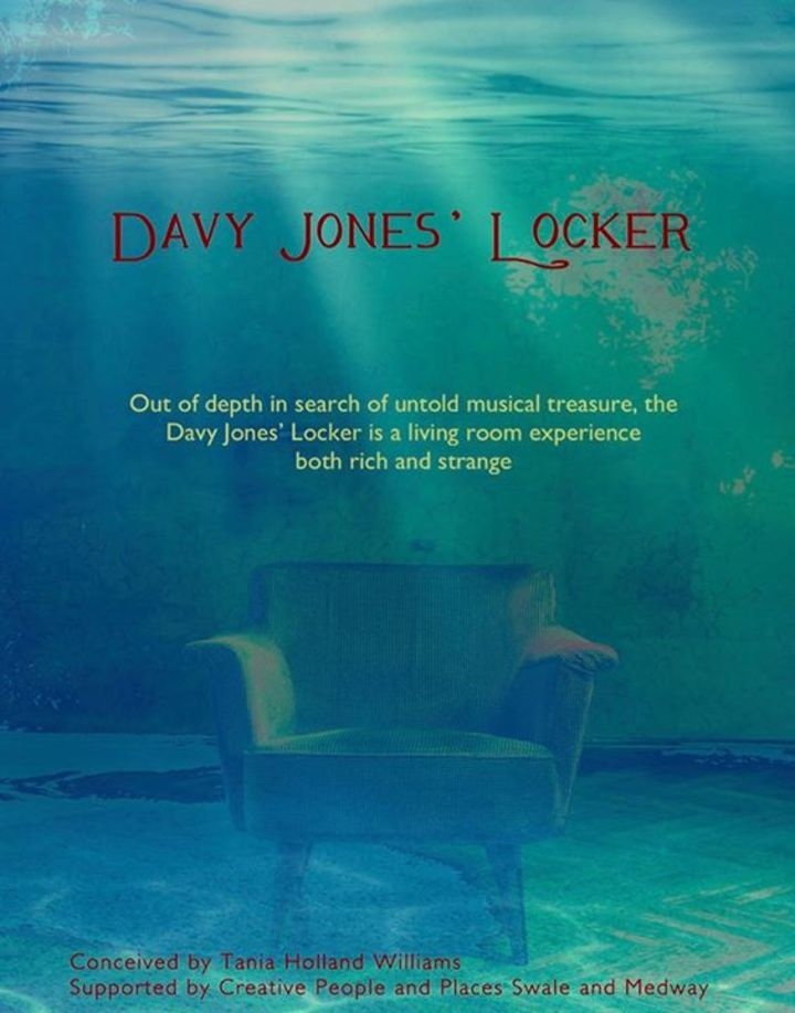 Davy Jones' Locker Tour Dates