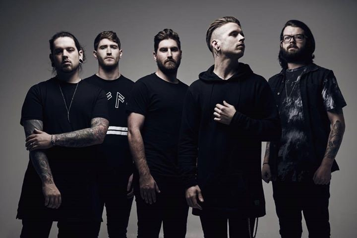 Bury Tomorrow @ Underground, Plymouth - Plymouth, United Kingdom