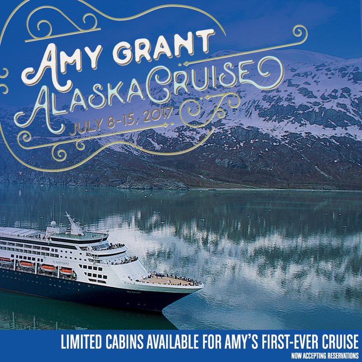 Amy Grant @ MS Nieuw Amsterdam - Vancouver, Canada