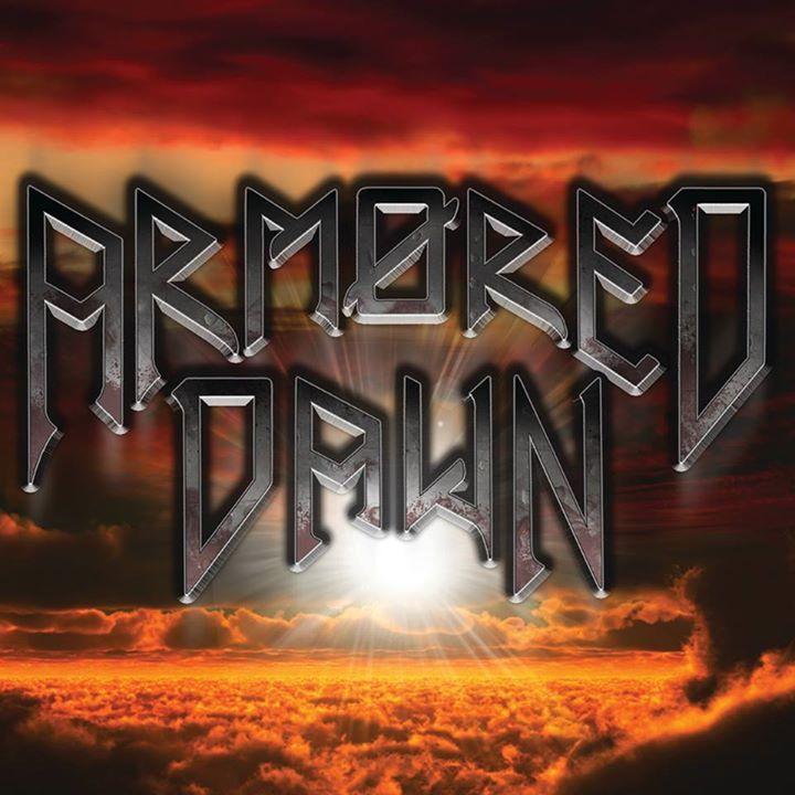 Armored Dawn USA Tour Dates