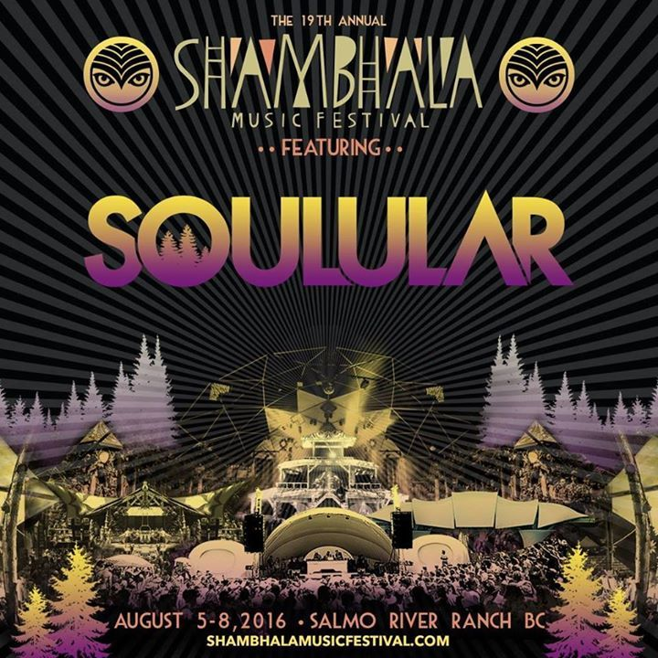 Soulular Tour Dates
