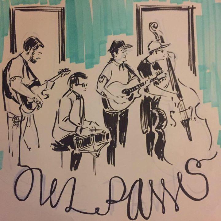 Owl Paws Tour Dates