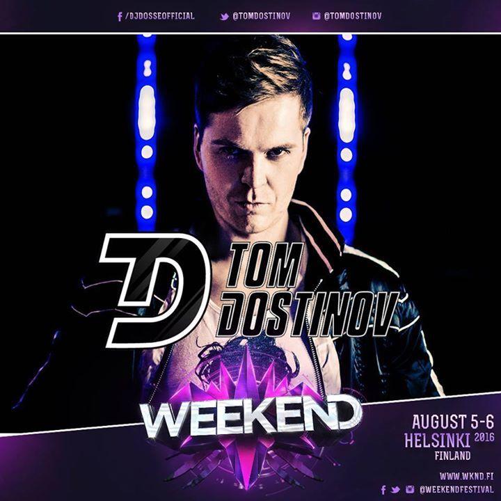 DJ Dosse Tour Dates