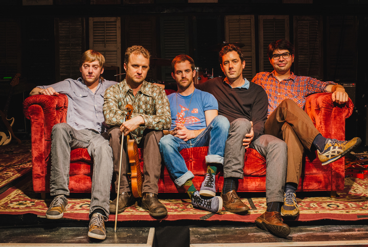 Lost Bayou Ramblers Tour Dates