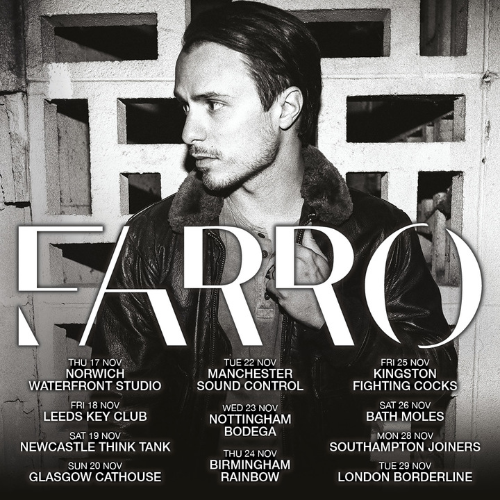 FARRO @ The Borderline - London, United Kingdom