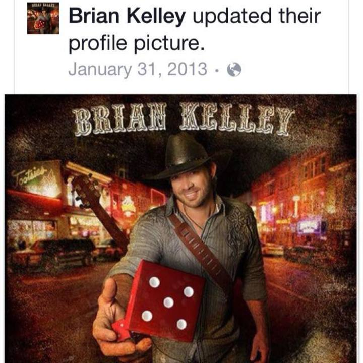 Brian Kelley Tour Dates